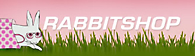 RabbitShop.com is your source for great gifts for rabbit lovers
